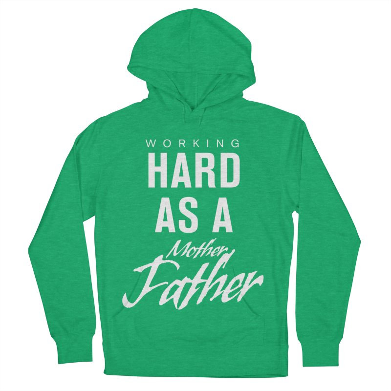 Hard as a MotherFather Men's Pullover Hoody by litoq's Artist Shop