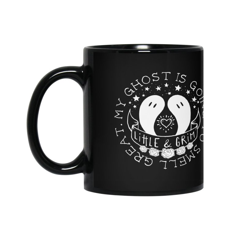 My Ghost Is Going To Smell Great Accessories Mug by LITTLE   &   GRIM