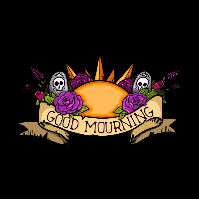 Good Mourning Accessories Mug by LITTLE   &   GRIM