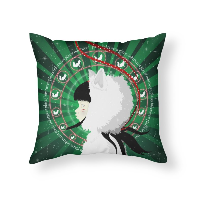 Argennon Home Throw Pillow by littleappledolls's Artist Shop