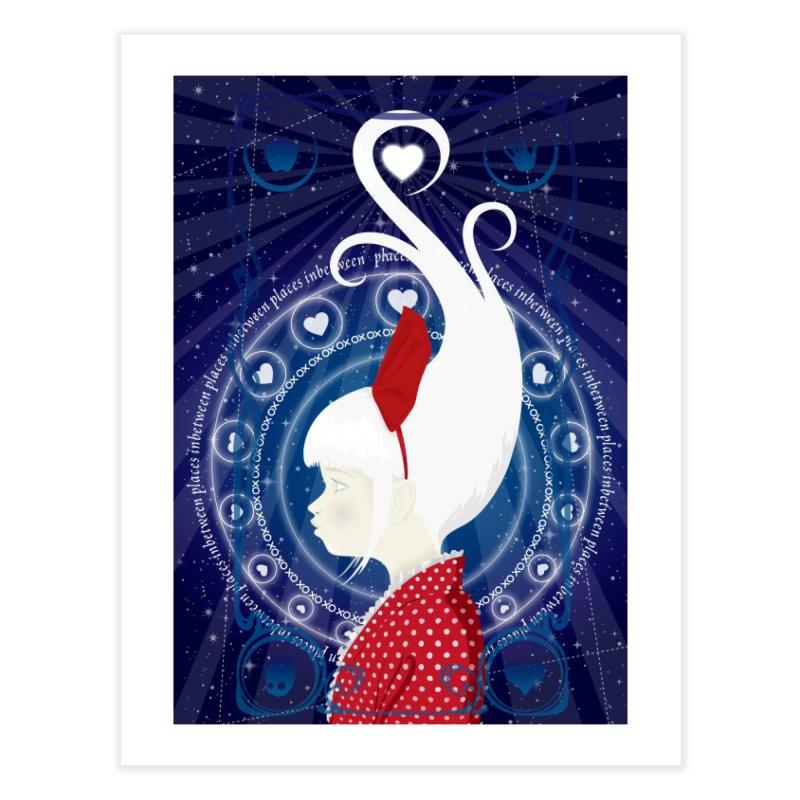 Amare Home Fine Art Print by littleappledolls's Artist Shop