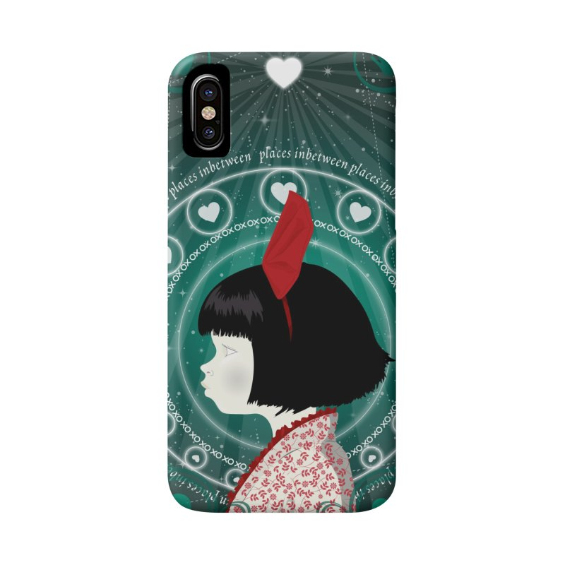 Gratia Accessories Phone Case by littleappledolls's Artist Shop