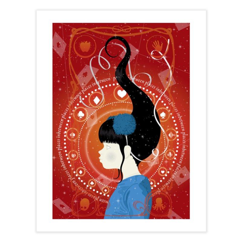 Mirari Home Fine Art Print by littleappledolls's Artist Shop