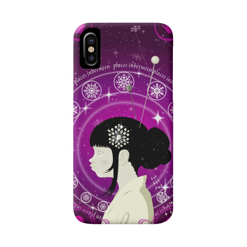 Nix Accessories Phone Case by littleappledolls's Artist Shop