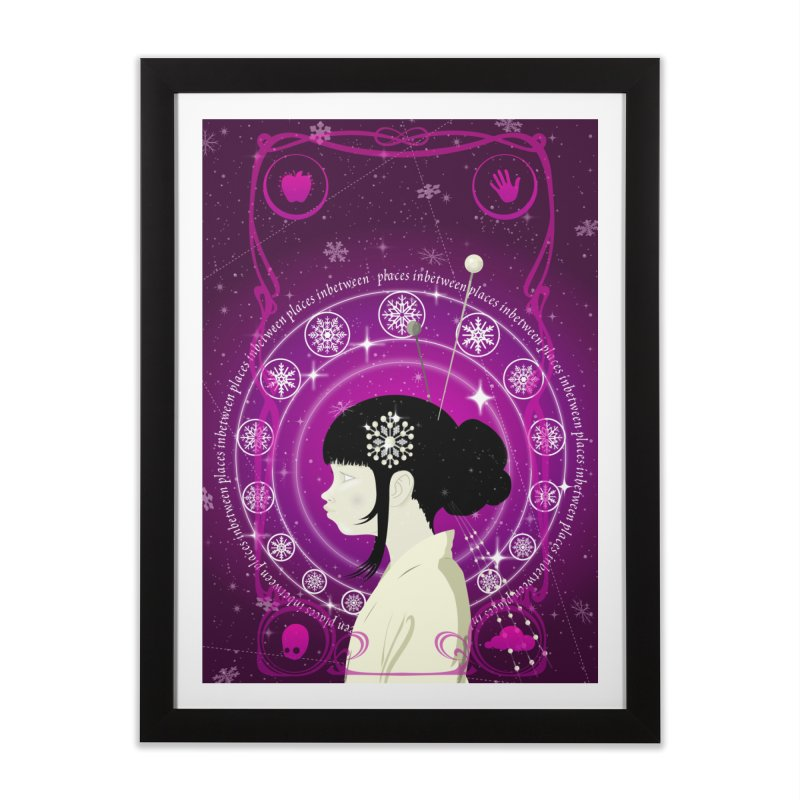 Nix Home Framed Fine Art Print by littleappledolls's Artist Shop