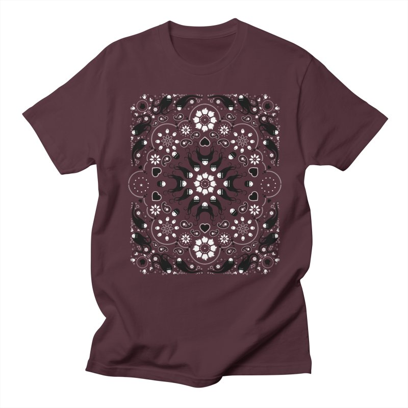 Dolls and Daisies Paisley/Multi Women's Regular Unisex T-Shirt by littleappledolls's Artist Shop