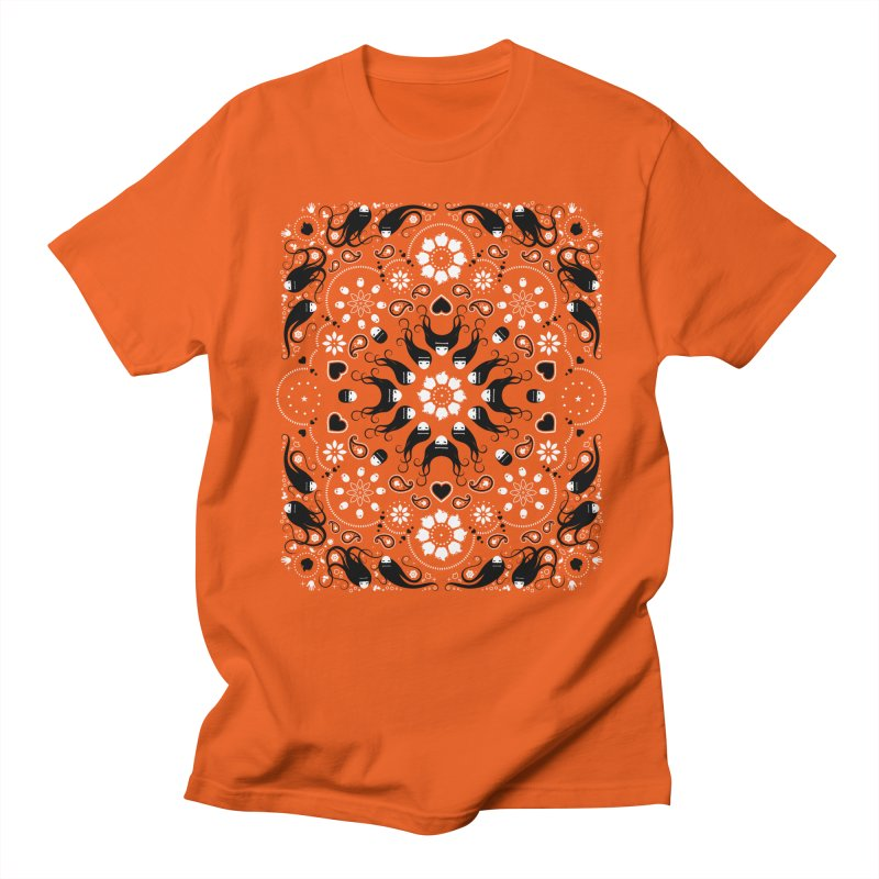 Dolls and Daisies Paisley/Multi Men's Regular T-Shirt by littleappledolls's Artist Shop