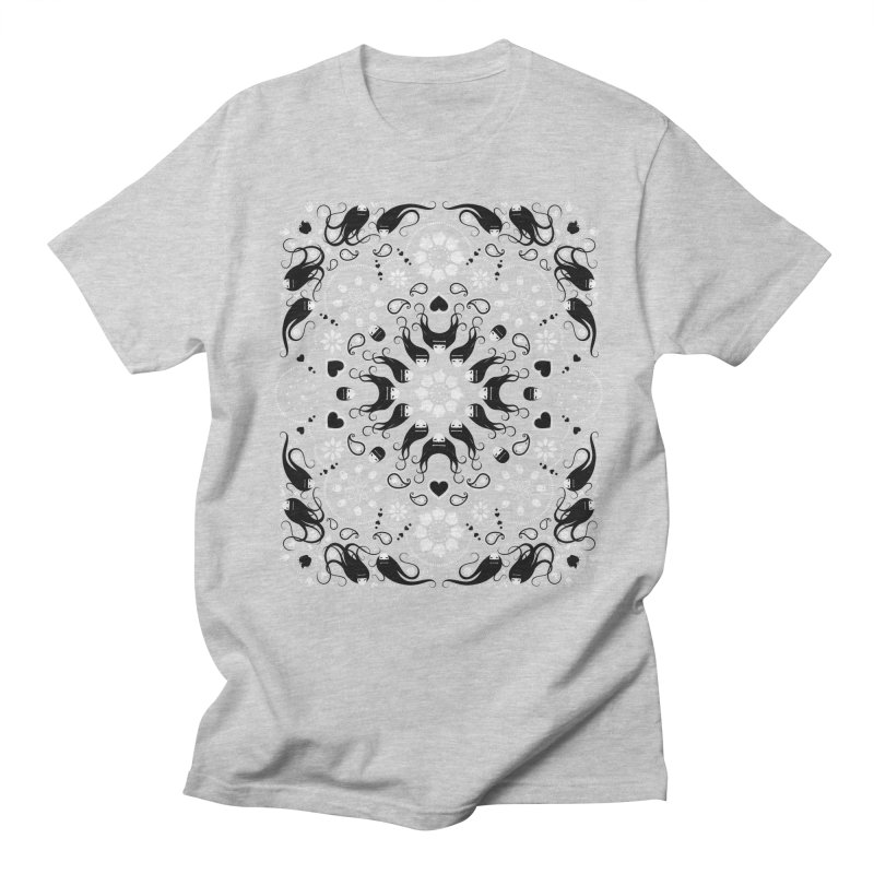 Dolls and Daisies Paisley/Multi Women's Regular Unisex T-Shirt by littleappledolls's Artist Shop
