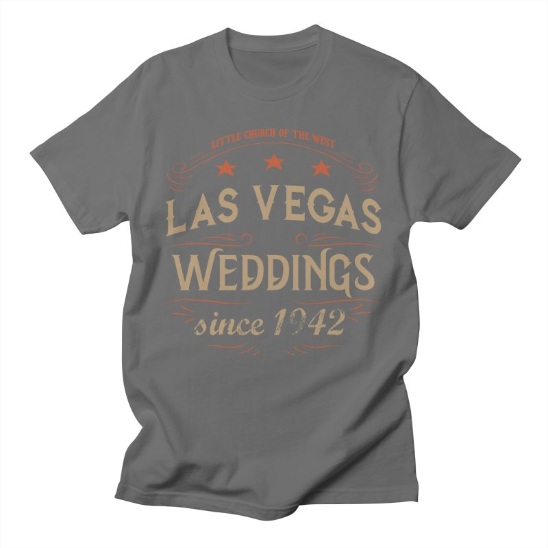 Retro 1942 Men's T-Shirt by Little Church of the West's Artist Shop