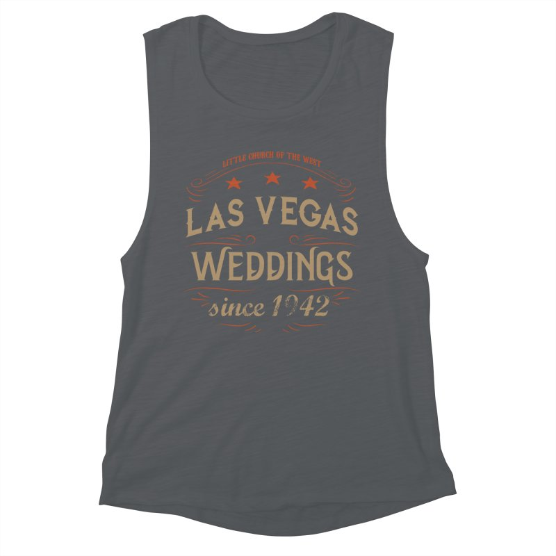 Retro 1942 Women's Muscle Tank by Little Church of the West's Artist Shop