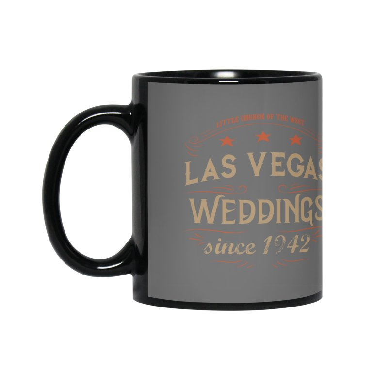Retro 1942 Accessories Mug by Little Church of the West's Artist Shop