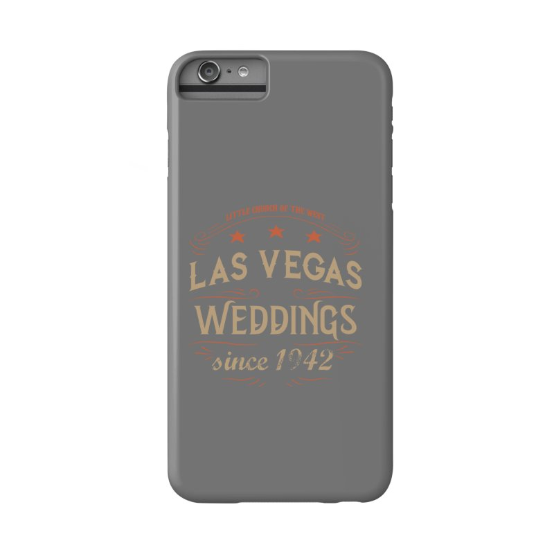 Retro 1942 Accessories Phone Case by Little Church of the West's Artist Shop