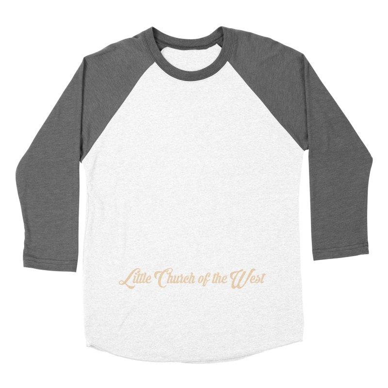 Tuxedo T Women's Baseball Triblend Longsleeve T-Shirt by Little Church of the West's Artist Shop