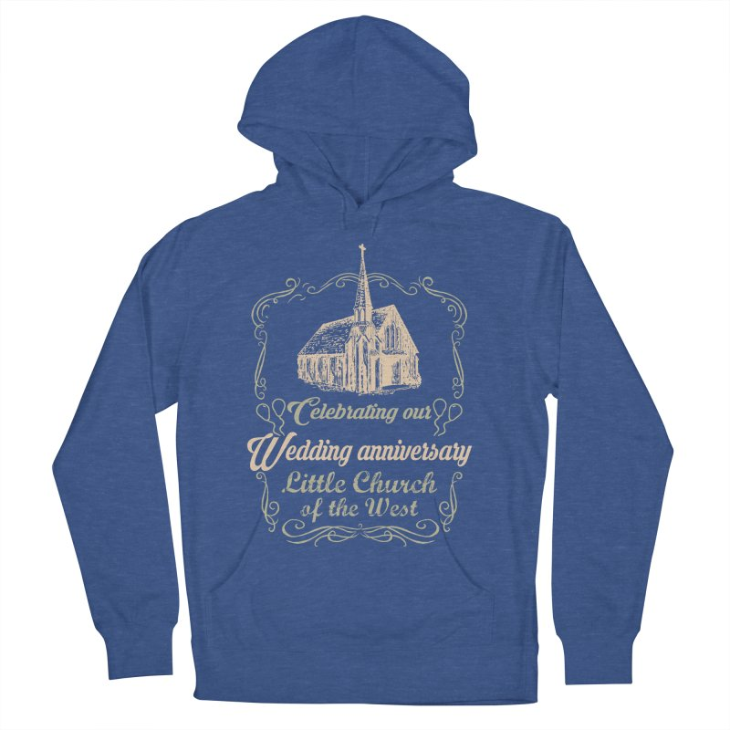 Anniversary Celebration Women's Pullover Hoody by Little Church of the West's Artist Shop