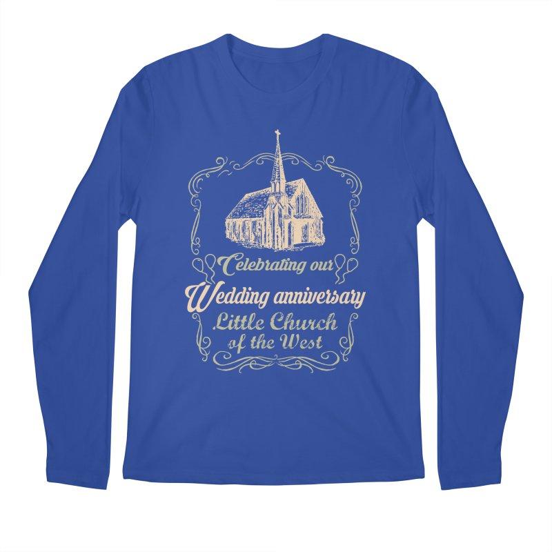Anniversary Celebration Men's Regular Longsleeve T-Shirt by Little Church of the West's Artist Shop