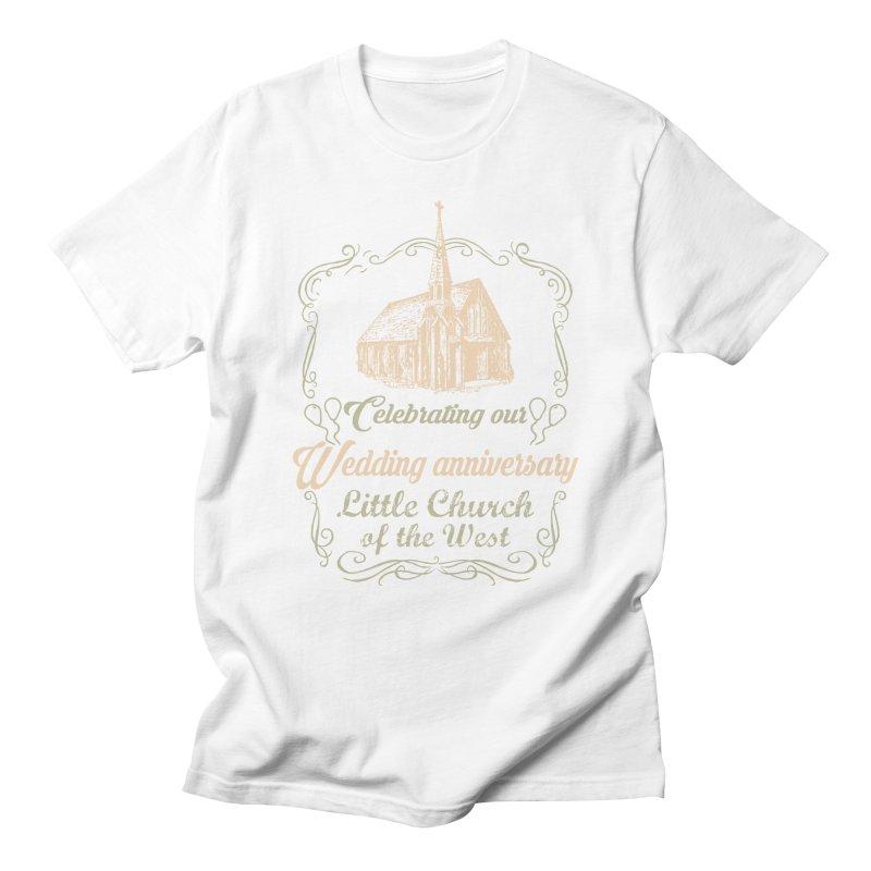 Anniversary Celebration Women's Regular Unisex T-Shirt by Little Church of the West's Artist Shop