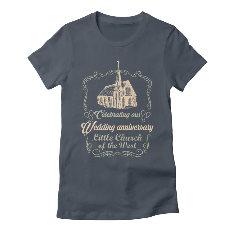 Anniversary Celebration Women's T-Shirt by Little Church of the West's Artist Shop