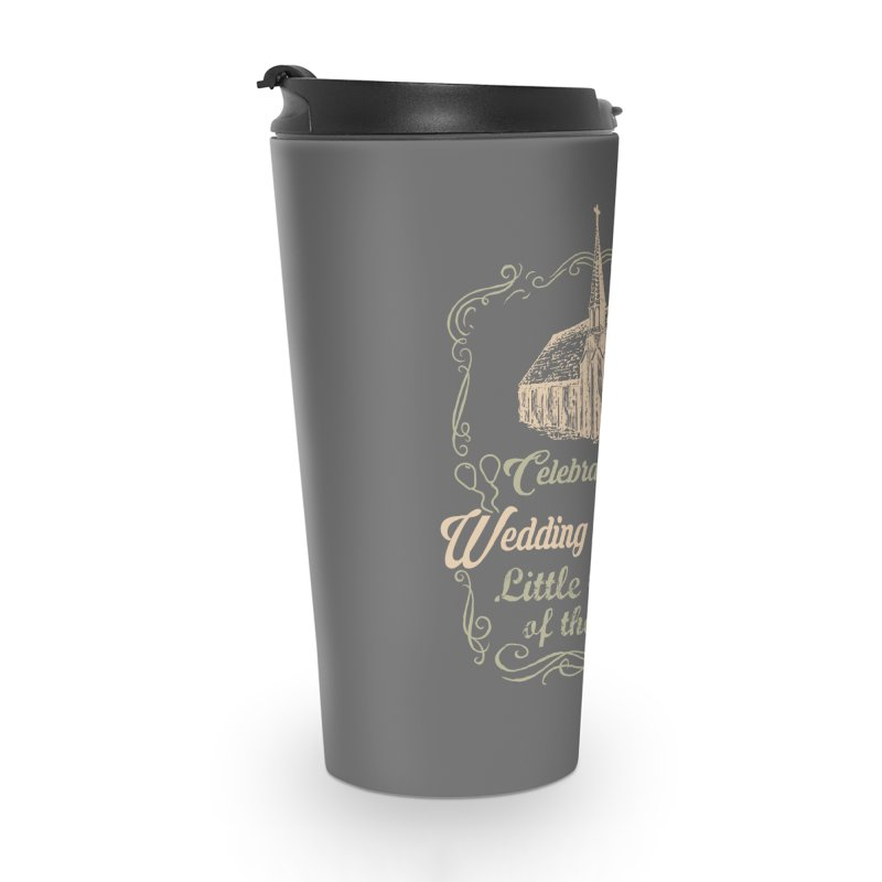 Anniversary Celebration Accessories Travel Mug by Little Church of the West's Artist Shop