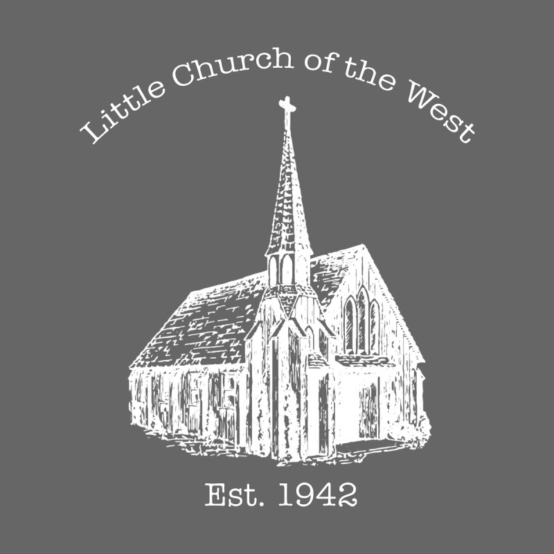 Chapel Women's Tank by Little Church of the West's Artist Shop