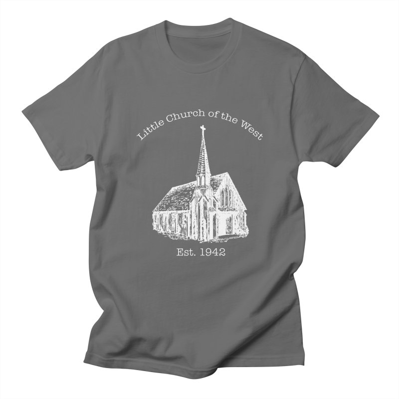 Chapel Women's T-Shirt by Little Church of the West's Artist Shop