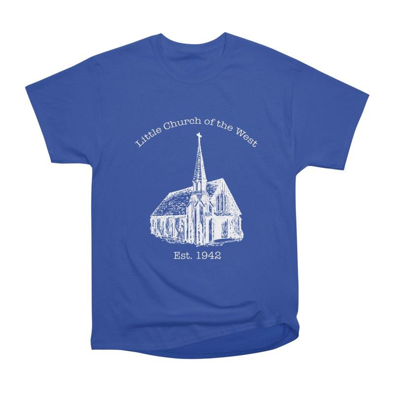 Chapel Women's Heavyweight Unisex T-Shirt by Little Church of the West's Artist Shop