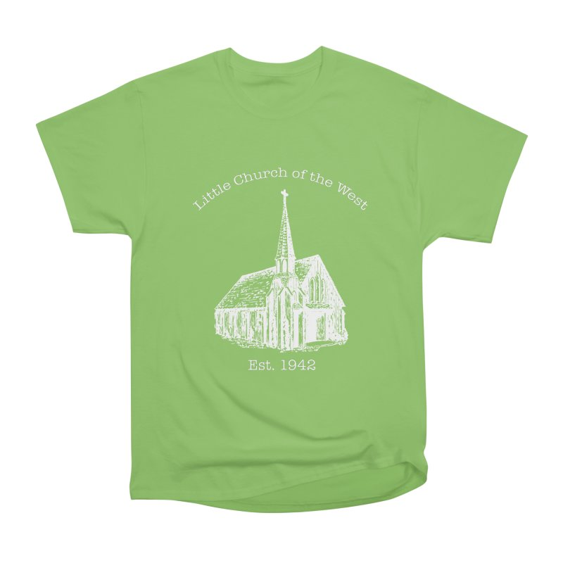 Chapel Women's Heavyweight Unisex T-Shirt by Little Church of the West's Artist Shop