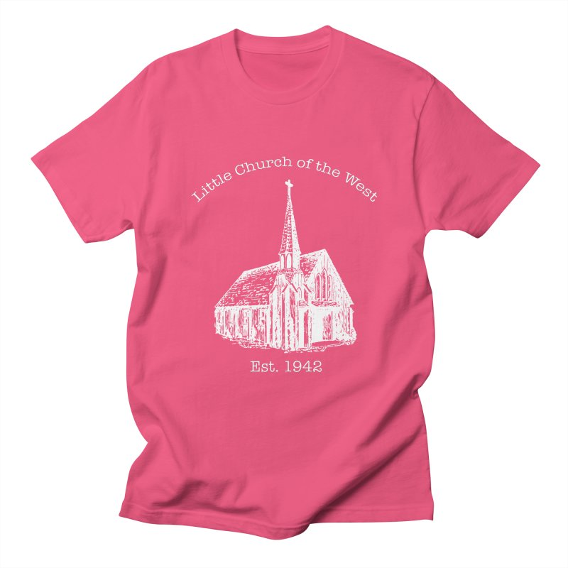 Chapel Women's Regular Unisex T-Shirt by Little Church of the West's Artist Shop