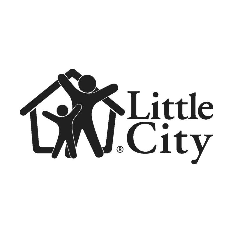 Logo in Black by Little City Shop