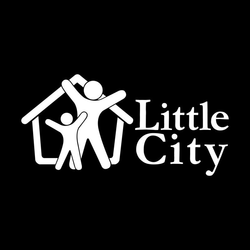 *Logo in White by Little City Shop