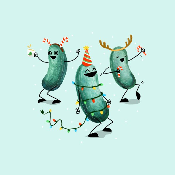 image for Holiday Pickle Party!