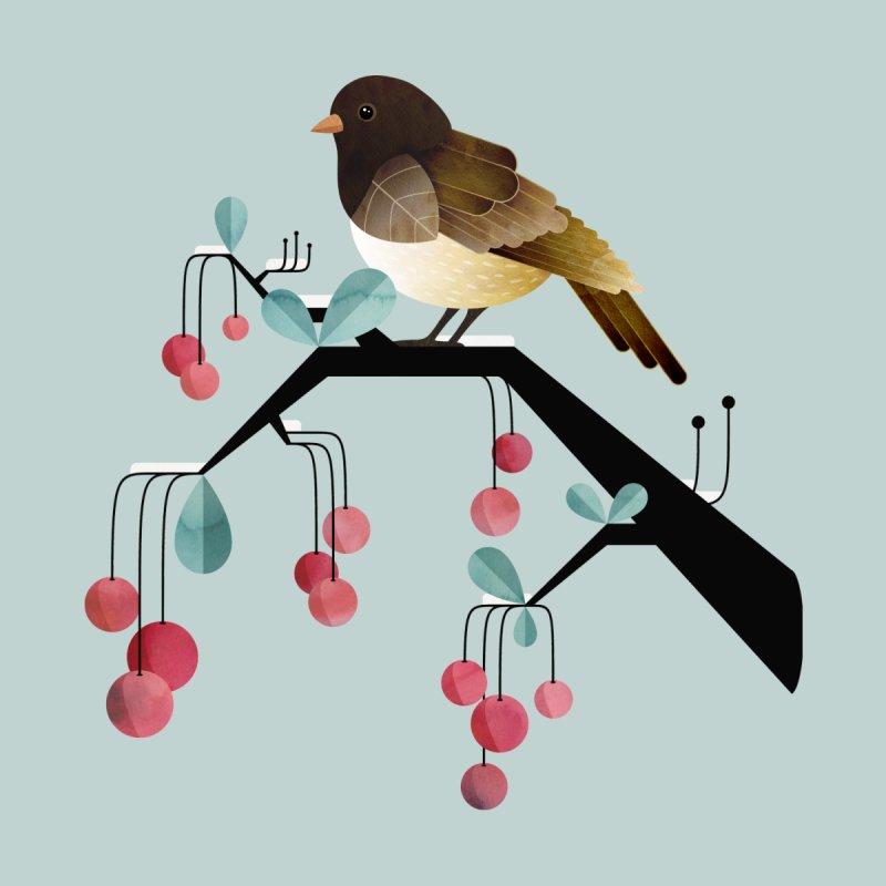 Bird, Watching by Littleclyde Illustration