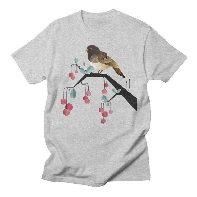 Bird, Watching Women's Unisex T-Shirt by Littleclyde Illustration