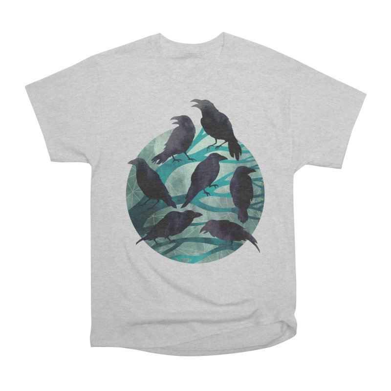 The Gathering Men's Classic T-Shirt by Littleclyde Illustration