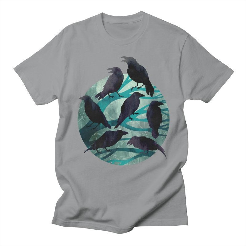 The Gathering Women's Unisex T-Shirt by Littleclyde Illustration