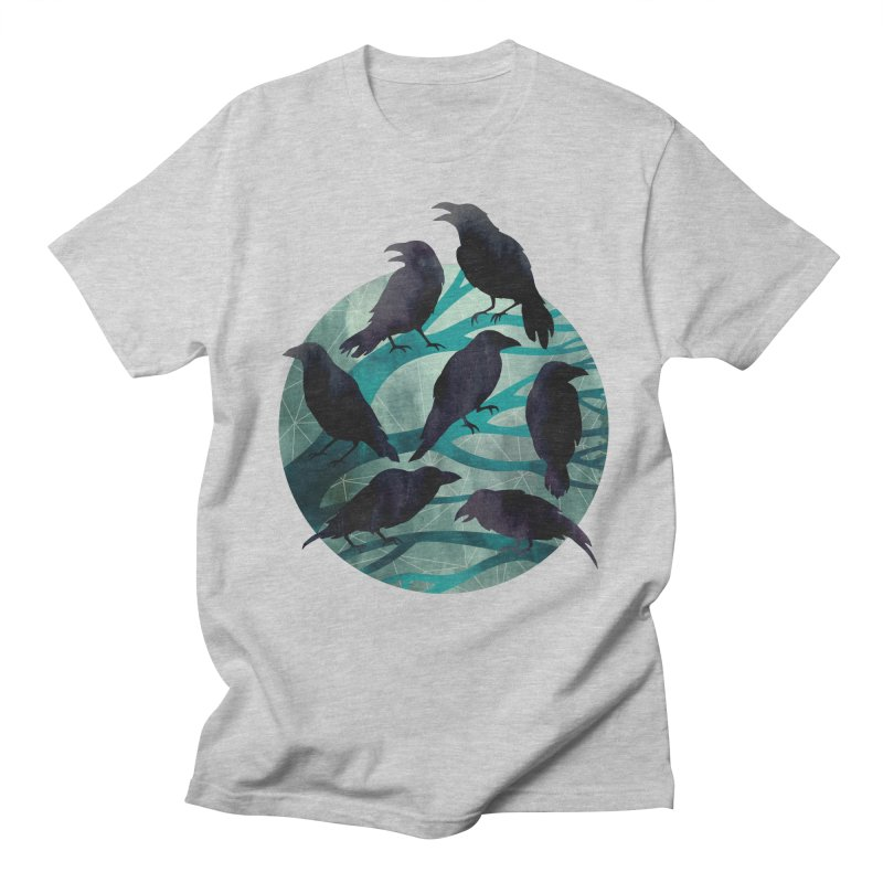 The Gathering Men's T-Shirt by Littleclyde Illustration