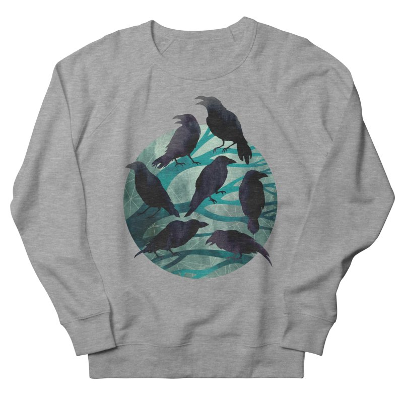 The Gathering Women's Sweatshirt by Littleclyde Illustration