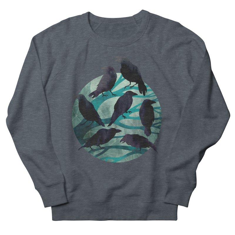 The Gathering Men's Sweatshirt by Littleclyde Illustration