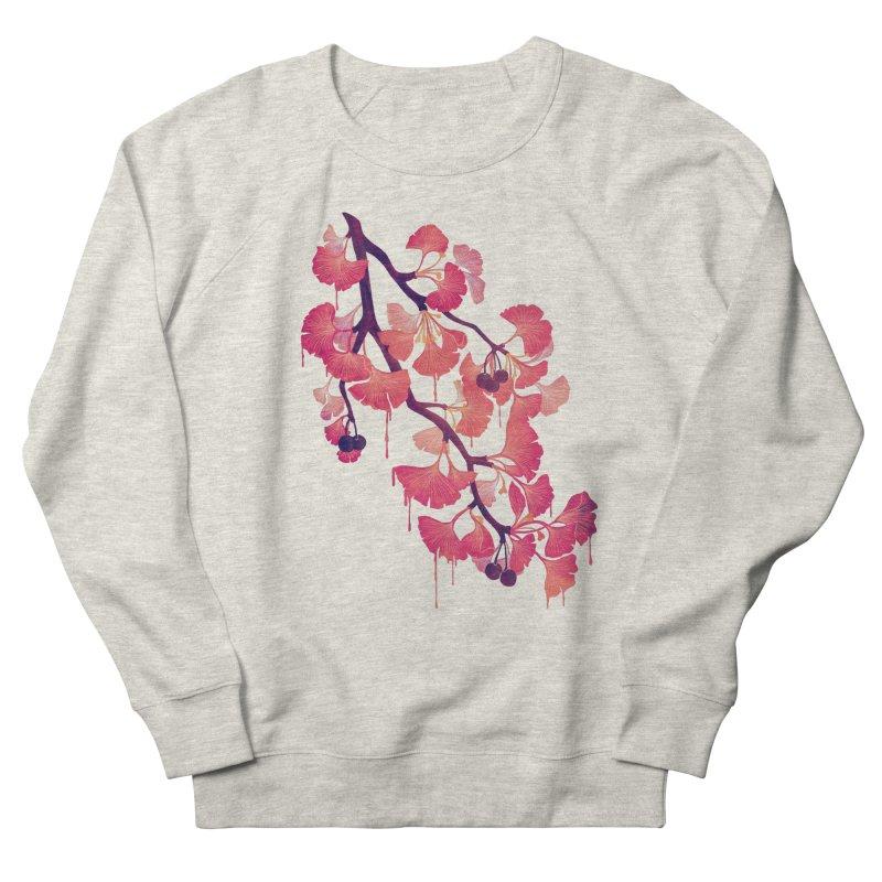 O, Ginkgo Men's Sweatshirt by Littleclyde Illustration
