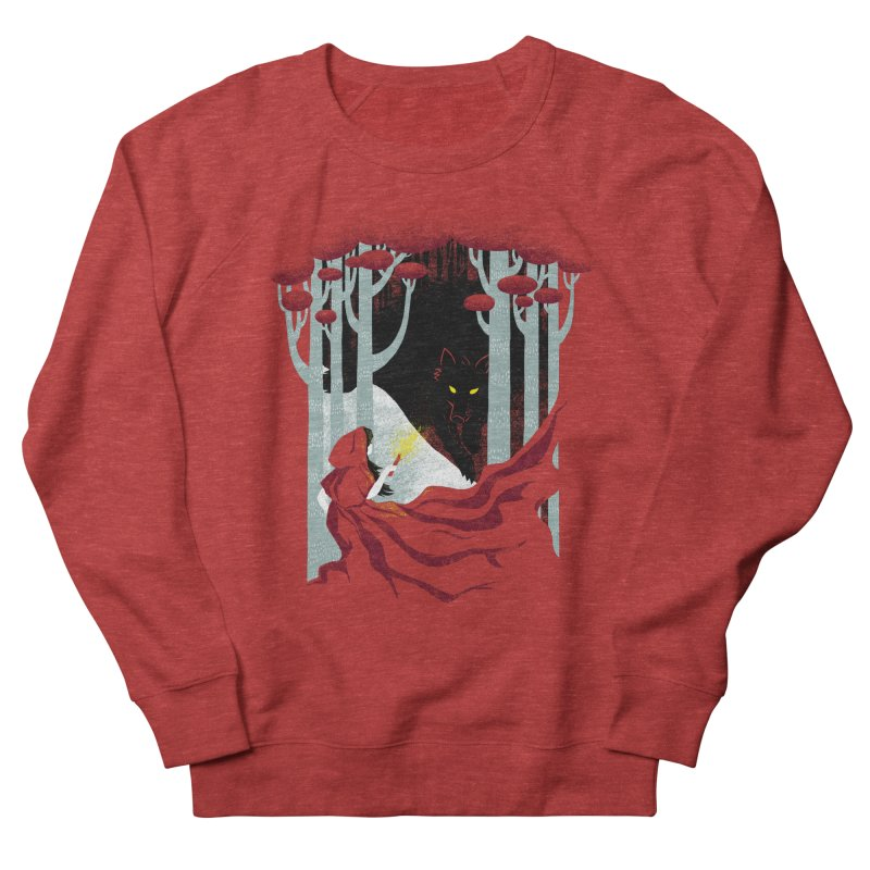 Into the Woods Women's Sweatshirt by Littleclyde