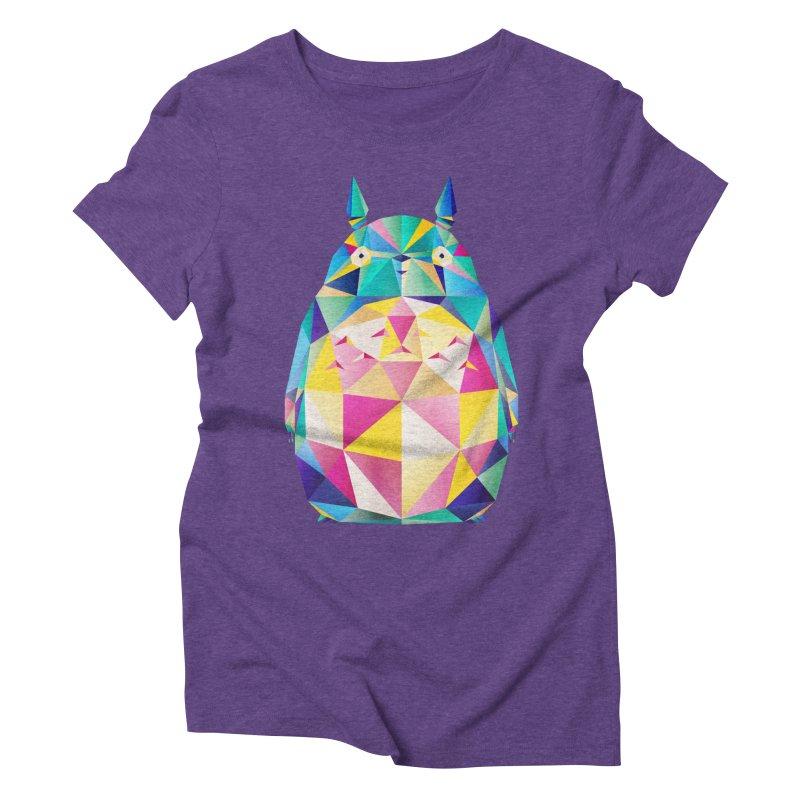 Joyful Spirit Women's Triblend T-shirt by Littleclyde