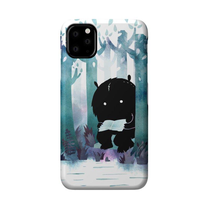 A Quiet Spot Accessories Phone Case by Littleclyde Illustration