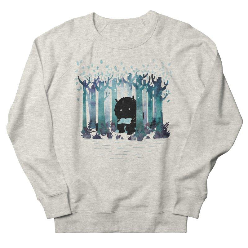A Quiet Spot Women's Sweatshirt by Littleclyde Illustration