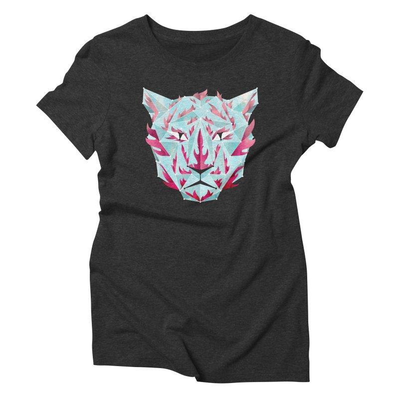 Thy Fearful Symmetry Women's Triblend T-shirt by Littleclyde