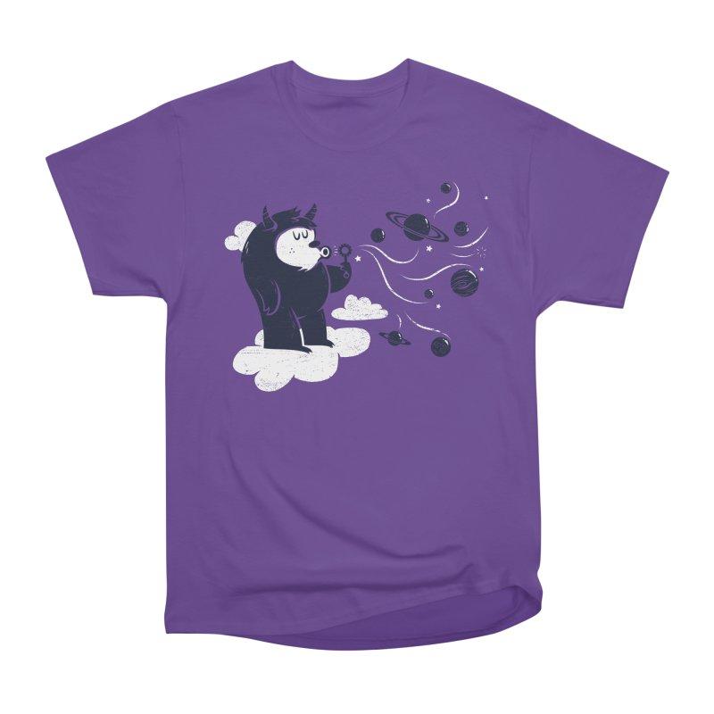 Universal Fun Men's Classic T-Shirt by Littleclyde Illustration
