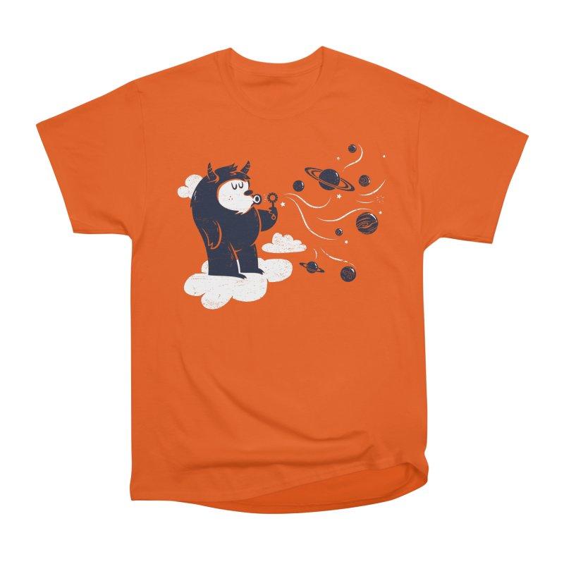 Universal Fun Women's Classic Unisex T-Shirt by Littleclyde Illustration