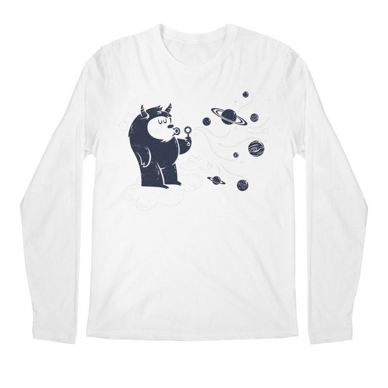 Universal Fun Men's Longsleeve T-Shirt by Littleclyde