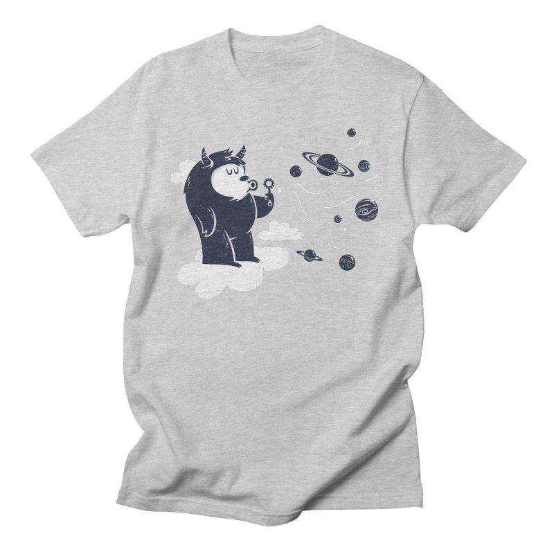 Universal Fun Women's Unisex T-Shirt by Littleclyde Illustration