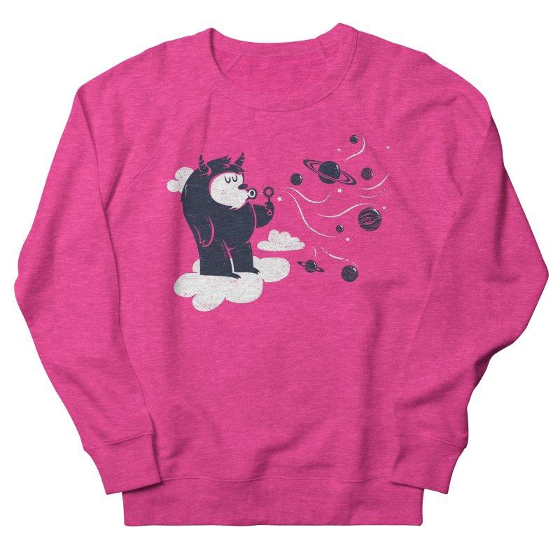 Universal Fun Women's Sweatshirt by Littleclyde Illustration