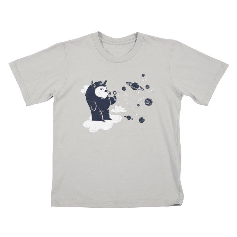Universal Fun Kids T-shirt by Littleclyde Illustration