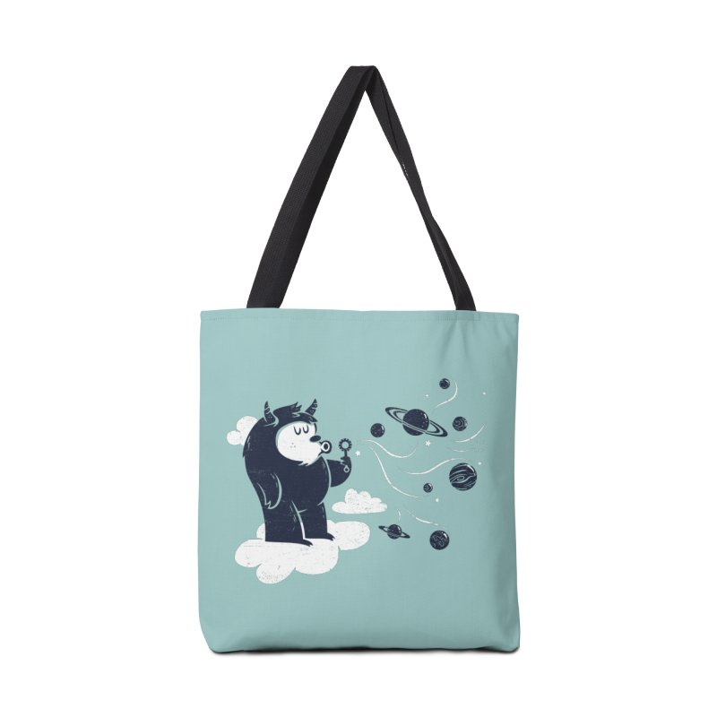 Universal Fun Accessories Bag by Littleclyde Illustration